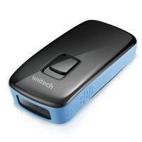 Unitech MS920 Barcode scanner - Zwart, Blauw