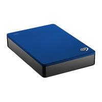 Seagate externe harde schijf: Backup Plus Portable 4TB - Blauw