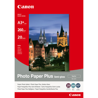 Canon fotopapier: SG-201 Photo Paper Plus A3+
