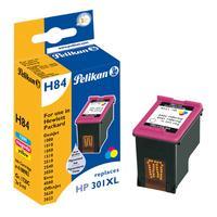 Pelikan inktcartridge: H84 - Cyaan, Magenta, Geel
