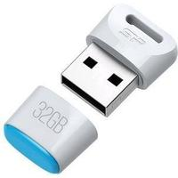 Silicon Power USB flash drive: Touch T06 - Wit