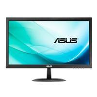 ASUS monitor: VX207TE - Zwart