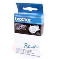 Brother labelprinter tape: 12mm, gelamineerde