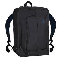 RivaCase 8490 Convertabele Laptoptas / Rugzak 16 Zwart