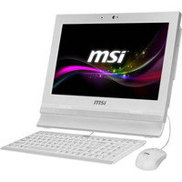 MSI all-in-one pc: Wind Top AP1622ET-050XDE - Wit