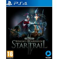 UIG Entertainment game: Realms of Arkania - Startrail  PS4