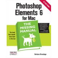 O'Reilly product: Photoshop Elements 6 for Mac: The Missing Manual - EPUB formaat