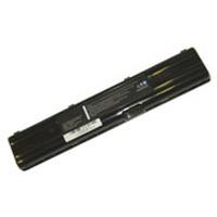 ASUS A3 Laptop Battery Notebook reserve-onderdeel - Zwart