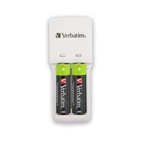 Verbatim Compacte - EU-stekker Oplader - Wit