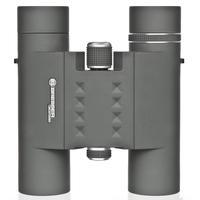 Bresser Optics verrrekijker: Roof, 10x Magnification, 108x119x38mm, 384g, Aluminium, Grey - Grijs