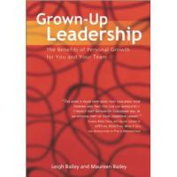 Nova Vista Publishing Grown-Up Leadership - eBook (EPUB) algemene utilitie