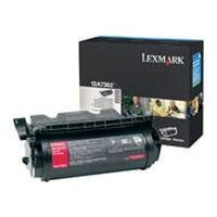 Lexmark toner: T630, T632, T634 High Yield Print Cartridge - Zwart