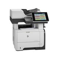 HP multifunctional: LaserJet Enterprise flow MFP M525c  - Zwart, Grijs