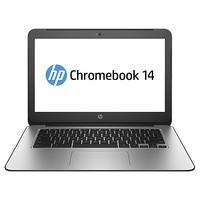 HP laptop: Chromebook 14 G3 - NVIDIA Tegra - Zwart, Zilver