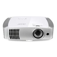 Acer beamer: Home H7550ST - Wit