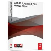 Adobe software licentie: Flash Builder Premium V4.5, Lic, 1U, ESD, Win/Mac
