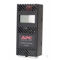 APC power supply unit: Temperature & Humidity Sensor with Display