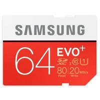 Samsung flashgeheugen: MB-SC64D - Zwart, Rood, Wit