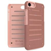 I-Paint mobile phone case: Pink - Roze
