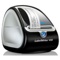 DYMO labelprinter tape: LabelWriter 3 label rollen + LabelWriter 450 - Zwart, Roestvrijstaal