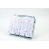 Fellowes ordner: Booklift - Zilver