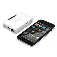 Fantec mobile device dock station: MWiD25-DS - Wit
