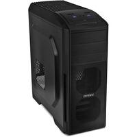 Antec behuizing: GX500 - Zwart