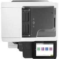 HP multifunctional: LaserJet LaserJet Enterprise MFP M631z - Zwart