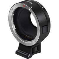 Canon lens adapter: EF-EOS M - Zwart