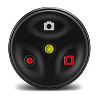 Garmin afstandsbediening: Remote VIRB Control - Zwart