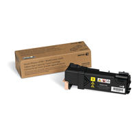 Xerox toner: Phaser 6500/WorkCentre 6505, Grote capaciteit tonercartridge, geel (2.500 pagina's)