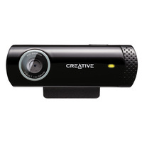 Creative Labs webcam: Live! Cam Chat HD - Zwart
