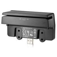 HP RP7 single-head magneetstriplezer zonder SRED kaartlezer - Zwart