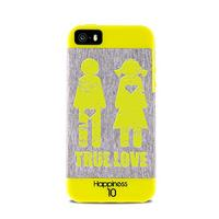 Puro Happiness Case For Iphone 55s True Love Jersey Yellow Hpipc5jersey3 Puro hpipc5jersey3 kopen