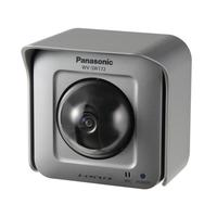 Panasonic beveiligingscamera: WV-SW172, IP55, H.264/JPEG, (PoE) IEEE 802.3af, F2.2 - Zilver