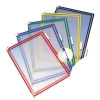 Tarifold A4, assorty, 10 pcs - Multi kleuren