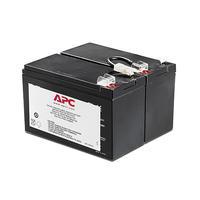 APC UPS batterij: Batterij Vervangings CartridgeRBC109 - Zwart