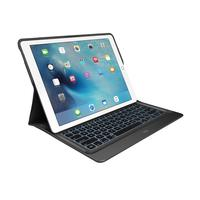 Logitech mobile device keyboard: Logi CREATE Keyboard Case - Zwart