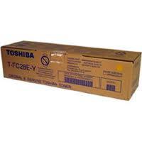 Toshiba toner: T-FC25E-Y - Geel