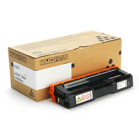 Ricoh cartridge: 6500 pagina's, zwart