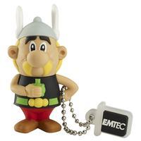 Emtec USB flash drive: Asterix 4GB - Veelkleurig