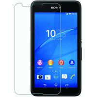 Azuri screen protector: screen protector Tempered Glass voor Sony Xperia E4G - Transparant