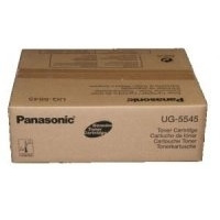 Panasonic cartridge: Tonercartridge UG-5545 zwart