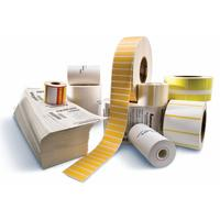 Honeywell etiket: Duratran IIE Thermal Transfer Paper Labels, 63.5W x 25.4L, Permanent adhesive, 76 mm core, 190 mm OD, .....