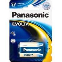 1 Panasonic Evolta 6 LR 61 9V-Block