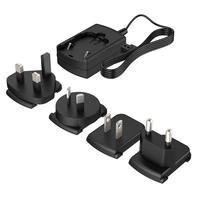 Vision netvoeding: Spare Power Supply 12V 2A f/ Techconnect TC2-MATRIX & TC2-HDBT - Zwart