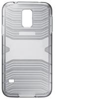 Samsung mobile phone case: Cover+ - Grijs