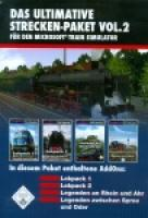Halycon Media pc CD-ROM Das ultimative Strecken-Paket Vol.2 fr den Microsoft Train Simulator product