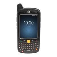 Zebra PDA: MC67 - Zwart, QWERTY