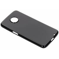 Softcase Backcover Motorola Moto Z3 Play - Zwart / Black